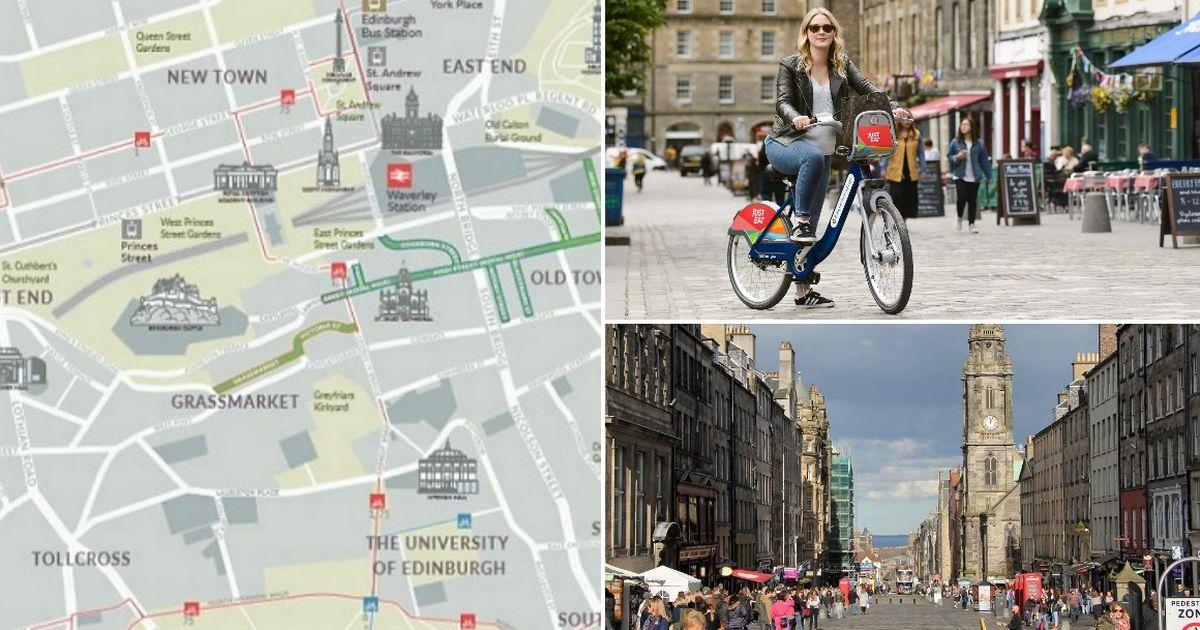 0a2c16761a Traffic-free days begin in Edinburgh city centre | Cadence Mag