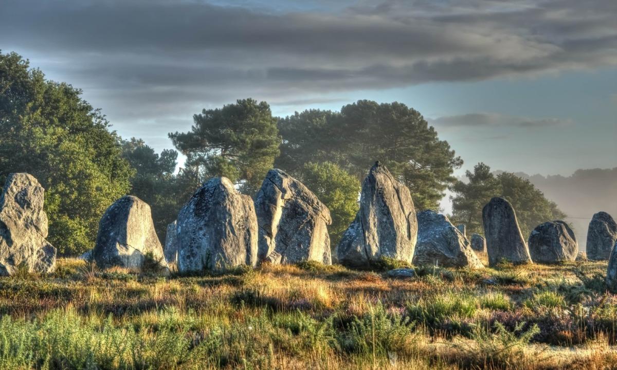 Image result for carnac stones