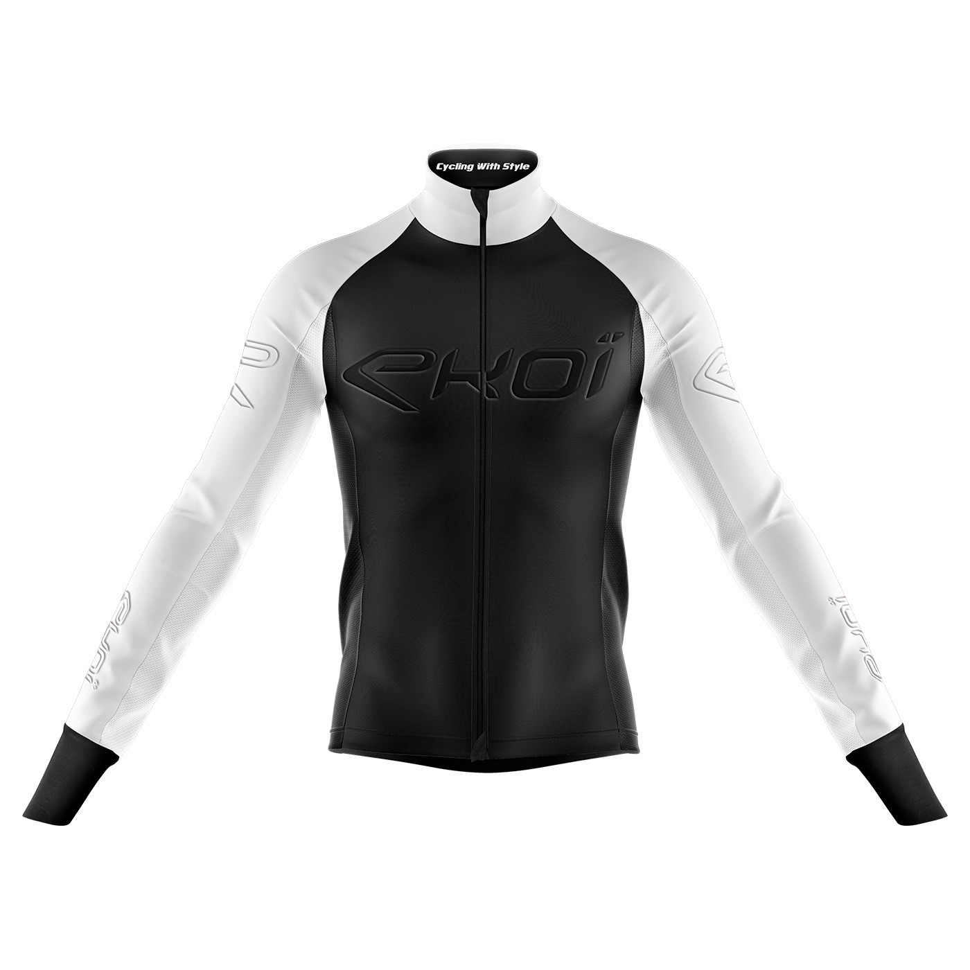 4de3bdc8f99 EKOÏ LAUNCHES A NEW CYCLING JACKET WITH EXCLUSIVE EMBOSSED FINISH ...