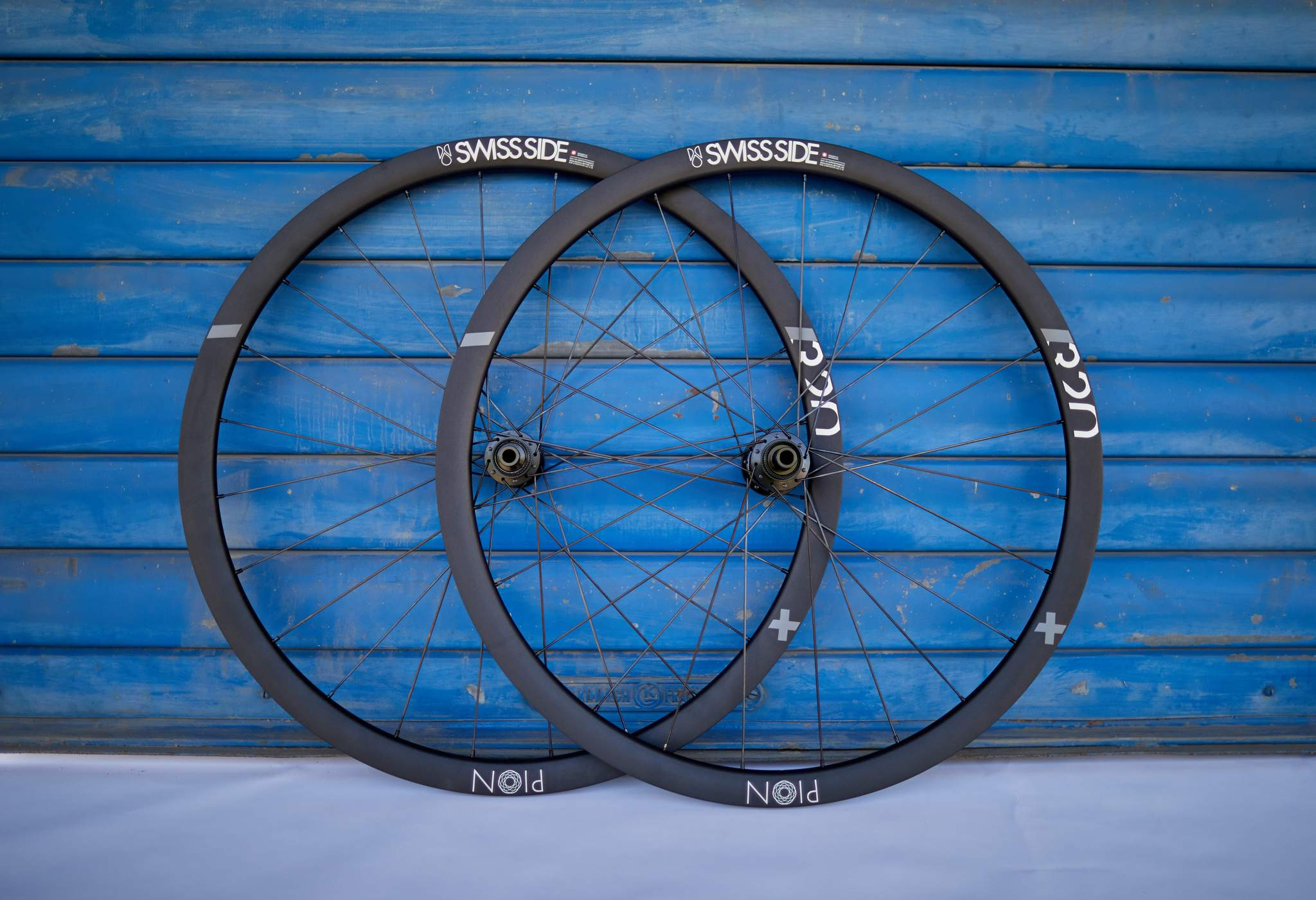 The New Swiss Side Pion Wheels Cadence Mag